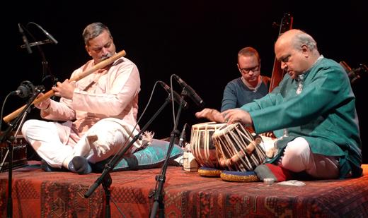 Pt Nityanand Haldipur & Pt Sadanand Naimpalli in concert, Stockholm 2010