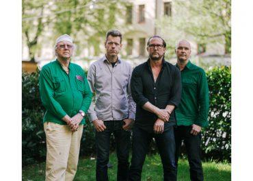 Bengt Berger, Christian Spering, Max Schultz, Jonas Knutsson