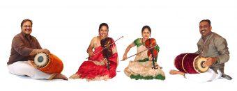 Akkarai Sisters - 2 Mridangam